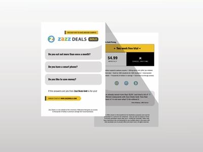 Zazz Deals Sales Aids