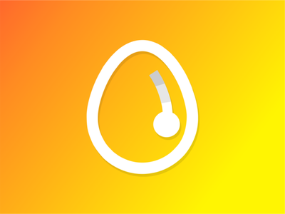 warm egg branding minimal creative logo design negative space app design warm egg egg hunt flyer egg hunt eggplant line egg lineart egg logo egg akdesain app