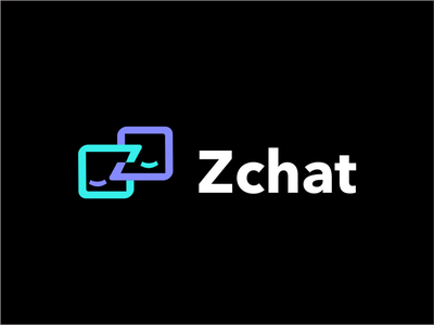 z chat web chat logo just chat logo chat logo images chat logo maker google chat logo chat logo png akdesain illustration creative branding logo design minimal negative space chat logo letter z z