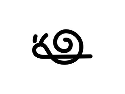 snail Logo 6 minimal logo design negative space lineart snails snail logo akdesain branding logo mark symbol negativespace negative space logo