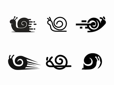 snail logo Collection creative akdesain logo design logo concept minimal snails snail logo negative space branding logo mark symbol negativespace negative space logo logoforsale logo collection