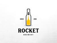 Rocket Brewery logo