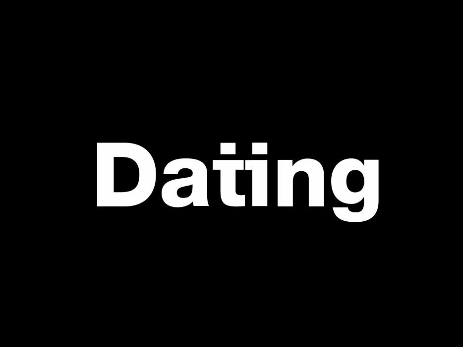 AK dating