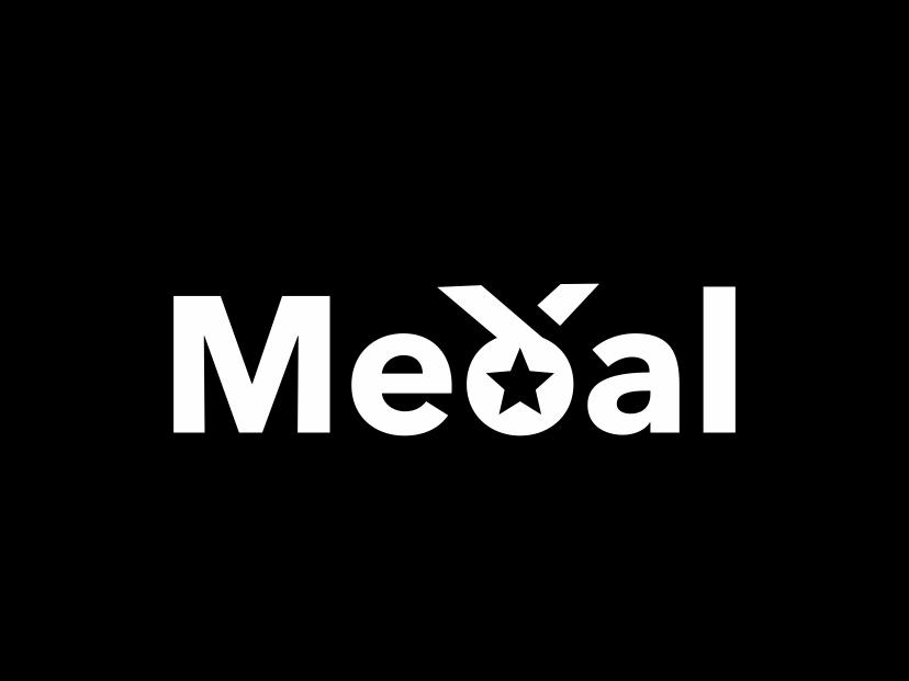 Medal 91/365 modern veterans day medal logo medal typo veteran veteran logo minimal creative negative space akdesain symbol typography lettering logo illustration identity logo type design branding