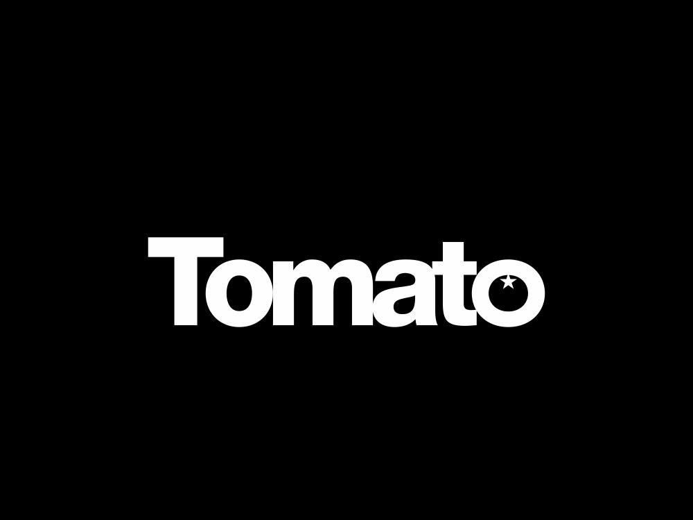 tomato 109/365 logo design modern vegetables fruit logo tomato tomato typo tomato logo minimal creative negative space akdesain symbol typography lettering logo illustration identity logo type design branding