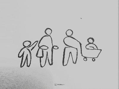 family sketch