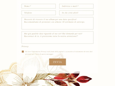 Contact form design with illustrations form web webdesign website design website web design italian watercolor art watercolor illustration illustration art clipart watercolor painting illustration hand drawn contact page contact form contact us contact sketchapp sketch