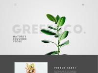 Greenco onepage
