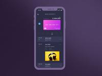 Finance Tracking App Concept: Freebie.