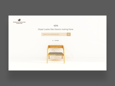 04 Daily layout explorations: Error 404 Page sketch concept ux uiux uidesign clean ui design minimalist
