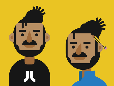Personal Avatar people character flatillustration illustrator design illustration