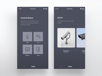 Home security app