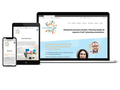IRWB Custom Website Design