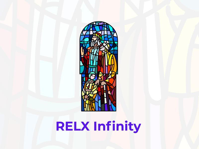RELX Infinity church window relx cigarette design e-cigarette