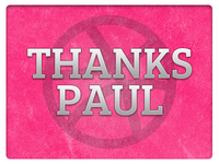 Thanks Paul! Joining The Game