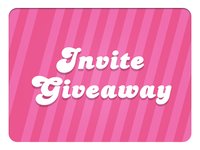 Invite Giveaway [Closed]