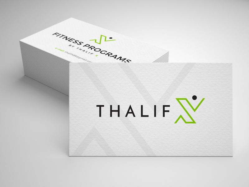 THALIF X BRANDING