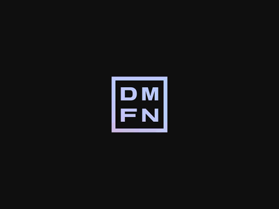 New Damn Fine, who this? branding web design damn fine