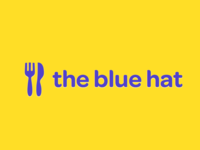 The Blue Hat - Logo
