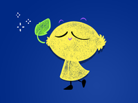 Lemon guy