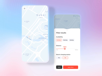 Taxi Booking, Tracking and Filters android minimal branding clean muzli interaction animation app ridesharing taxi app careem uber tracking mobile ux ios book ride taxi booking app taxi