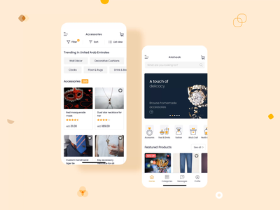 Home and Category Listing | Marketplace UI/UX Mobile selling trending sorting filters listing category product design ui ux animation interaction illustration branding logo design app store shop ecommerce marketplace