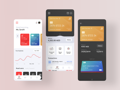 Manage Cards | 52 Weeks of Interaction Design ecommerce minimal interaction interface ui uxui mobile ux fintech banking finance analytics stats graphs debit card checkout credit card 52weeksofinteractiondesign