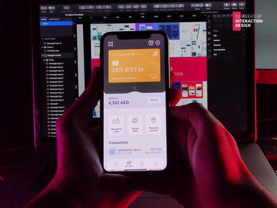 Testing Cards Interaction ios app mobile ux animation product design interaction ecommerce finance debit manage blockchain fintech credit cards 52weeksofinteractiondesign usability testing