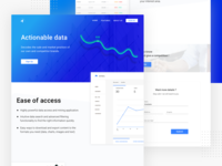 Campaign Trac Landing Page