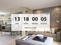 Daily UI - Day 14 - Countdown Timer