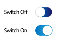 Daily UI - Day 15 - On Off Switch