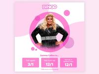 Bingo Social Post - 3/3