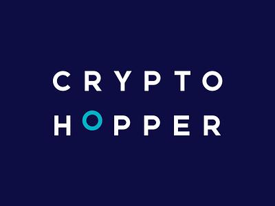 Cryptohopper logo | Dark by Cynthia on Dribbble