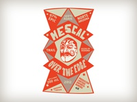 Mescal Trail Graphic Hijack for Over The Edge Sports - Sedona