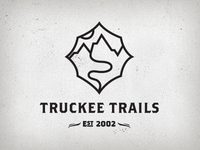 Truckee Trails logo draft 2