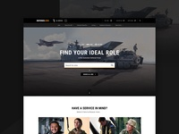 Defence Jobs - Tri-Service Homepage