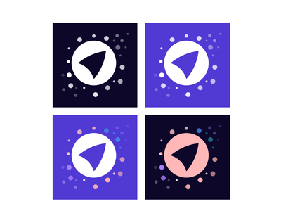 Jobif Company Logo Iterations uxdesign visual identity visual design startup logo design logo brand identity brand design branding
