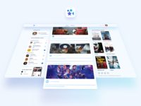 Raters is an online platform for movie lovers services service ux design uxdesign ux  ui uxui ux ui design uidesign ui  ux uiux ui website design web design webdesign website web movie platform