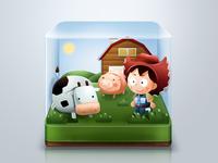 Farm Game icon
