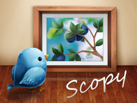 iPhone app - Scopy