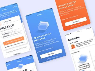 Financial Asesor app