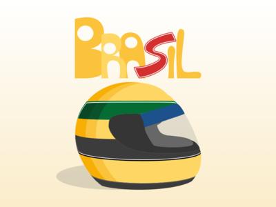 Ayrton Senna, Brasil