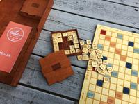 Dribbble Scrabble