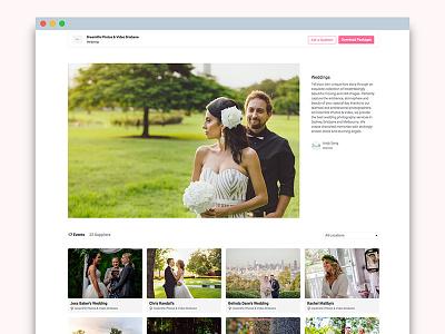 Wedding Portfolio portfolio