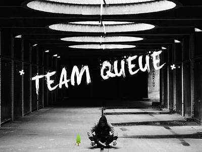 Team Queue In Progress social battle teamwork online game online platform e-sports