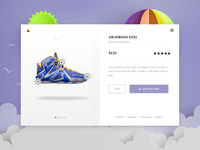 Product Page - Daily UI challenge #01