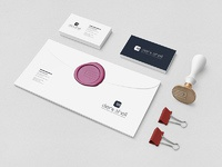 Client shell stamp by fhokestudio