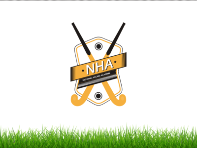 Indian National Hockey Academy Logo Redesign