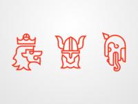Norwegian Icons