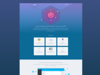 Product Landpage